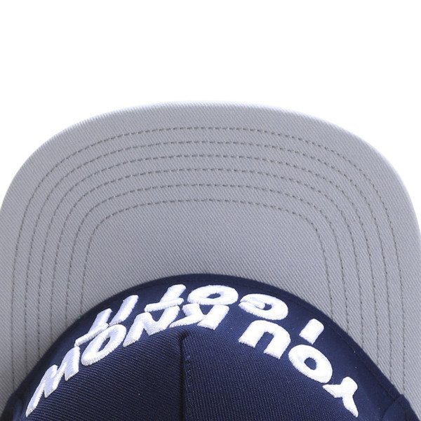 Cayler & Sons White Label snapback I Got It Cap deep navy / grey / white (WL-CAY-SS16-34)