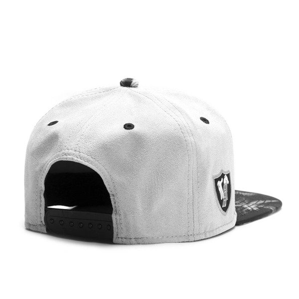Cayler & Sons White Label snapback Lifestyle grey / black WL-CAY-SU16-17