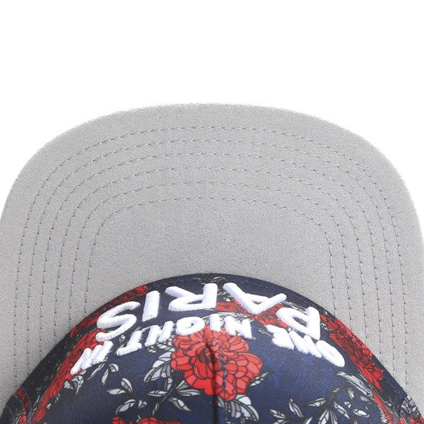 Cayler & Sons White Label snapback One Night Cap navy / red / white (WL-CAY-SS16-27-01)