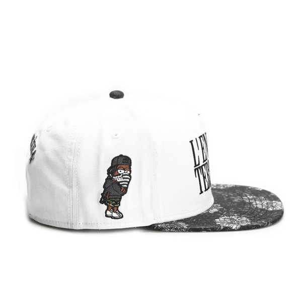 Cayler & Sons White Label snapback Terrible Cap white / black (WL-CAY-SS16-24-02)