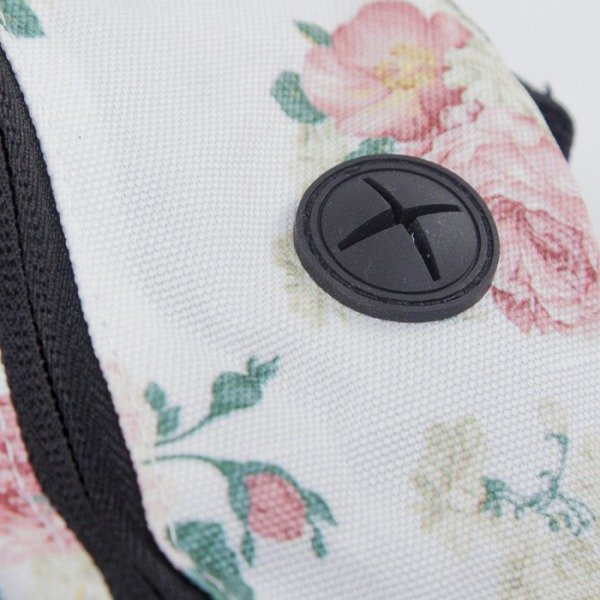 Cayler & Sons backpack Paris Cite Downtown floral white/black HD14-BP-02-01