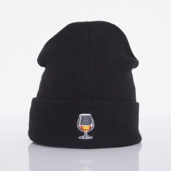 Cayler & Sons beanie Henney black / white / red CAY-AW14-BN-03-01