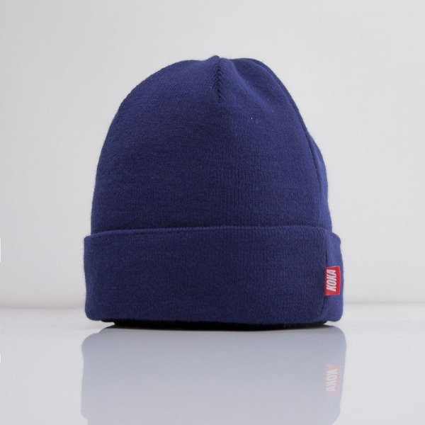Cayler & Sons beanie Oldschool navy heather CAY-HD14-BN-06-03