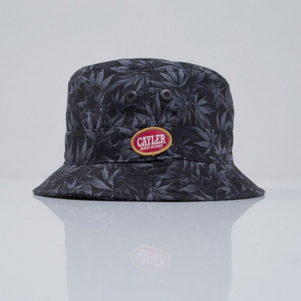 Cayler & Sons bucket Blunted black kush (CAY-SS15-34-01)