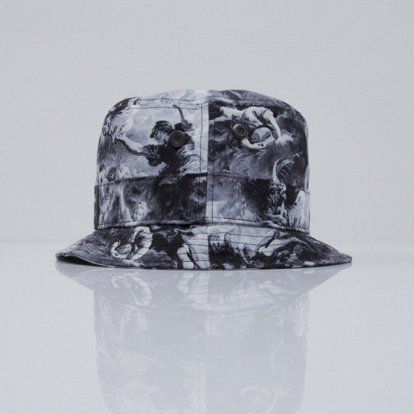 Cayler & Sons bucket Fear God black / white (CAY-SS15-30-02)