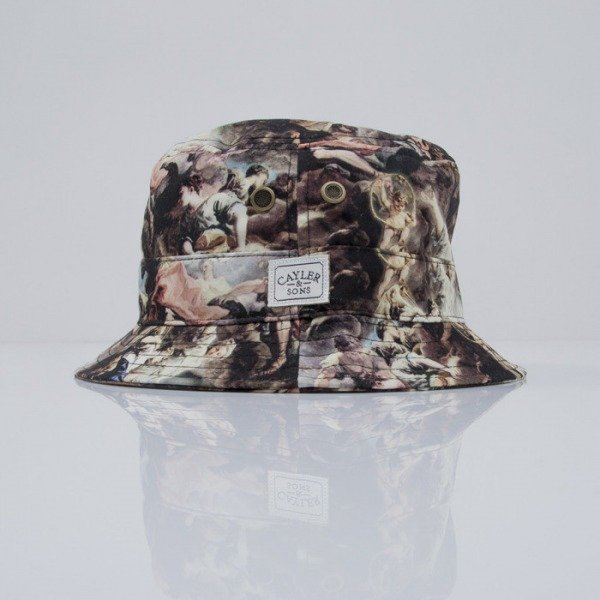 Cayler & Sons bucket Fear God mc (CAY-SS15-30-01)
