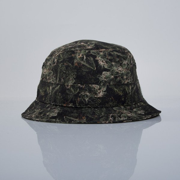 Cayler & Sons bucket hat Still Smokin green budz / black / white (CAY-CC-SUM15-BH-03)