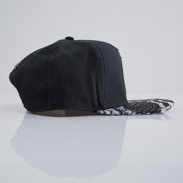 Cayler & Sons cap snapback 99 FCKN Problems black / white (CAY-SU15-08-02)
