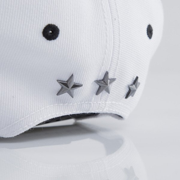 Cayler & Sons cap snapback 99 FCKN Problems white / black (CAY-SU15-08-01)