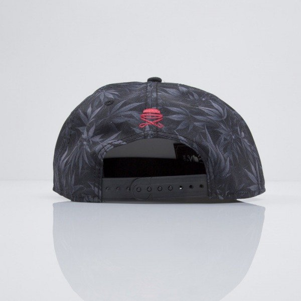 Cayler & Sons cap snapback Blunted 2-Tone black kush / black (CAY-SS15-32-01)