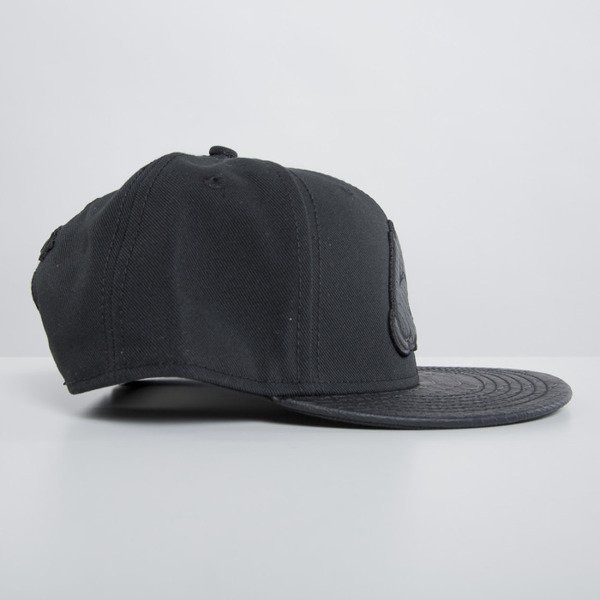 Cayler & Sons cap snapback Brooklyn triple black WL-CAY-HD15-18