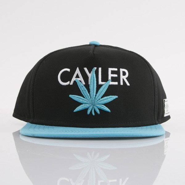 Cayler & Sons cap snapback Cayler Rayz black / white / x-ray (GL-CAY-AW15-10-OS)