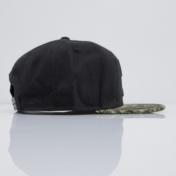 Cayler & Sons cap snapback Grindin black / green buds / mc (CAY-SS15-50-01)