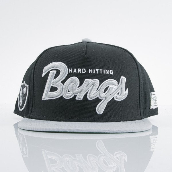 Cayler & Sons cap snapback Hard Hittings black / grey (GL-CAY-AW15-02-OS)