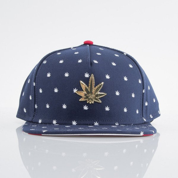 Cayler & Sons cap snapback Lil Budz navy / white / gold (GL-CAY-AW15-25-02-OS)