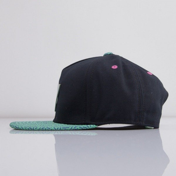 Cayler & Sons cap snapback Nineties 2-Tone black / mint / pink CAY-HD14- 02
