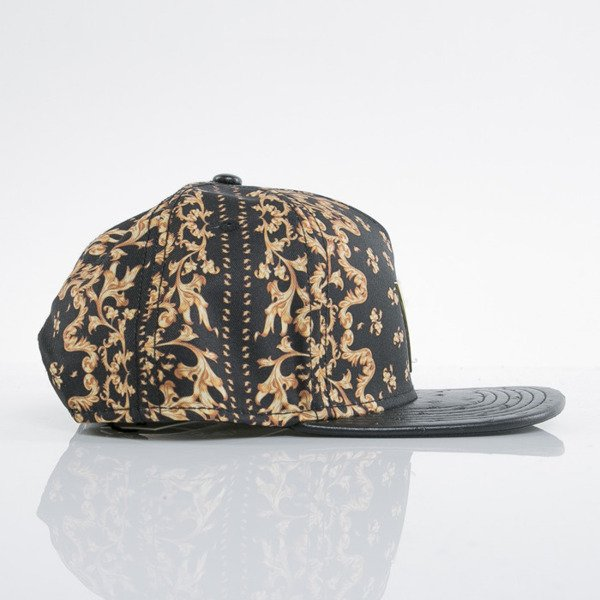 Cayler & Sons cap snapback Paisace black / gold (GLD-CAY-AW15-04-OS)