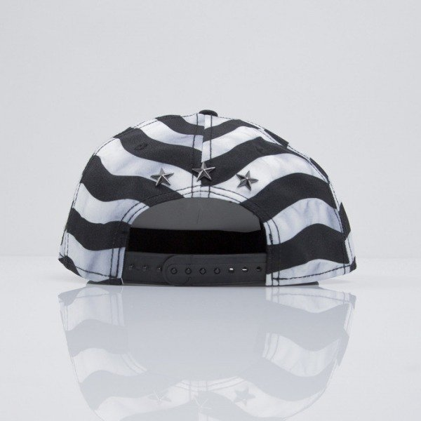 Cayler & Sons cap snapback Problems black / white (CAY-SS15-47-01)