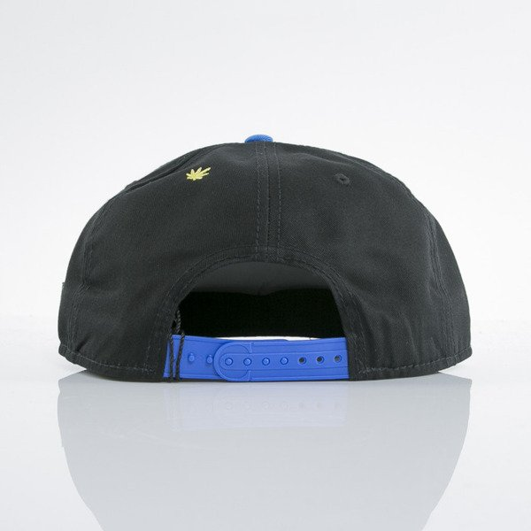Cayler & Sons cap snapback Rollin Fast black / blue yellow (GL-CAY-AW15-05-OS)