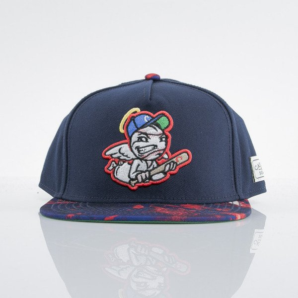 Cayler & Sons cap snapback Saints navy / mc (WL-CAY-AW15-28-OS)