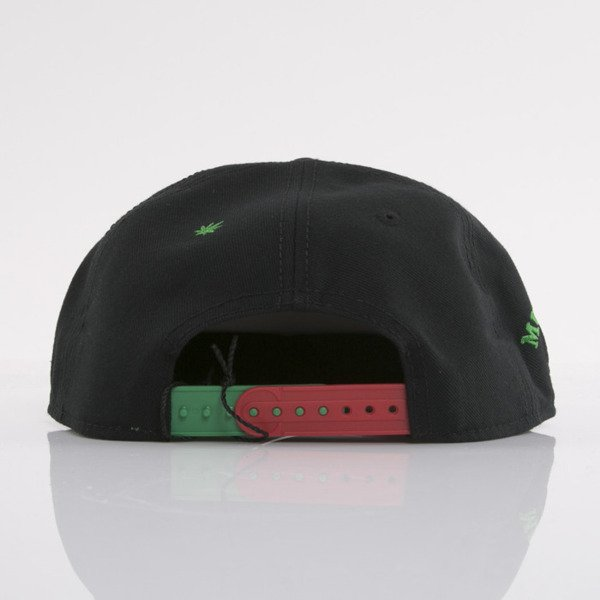 Cayler & Sons cap snapback Sorry I'm Baked black / red / pizza (GL-CAY-AW15-07-OS)