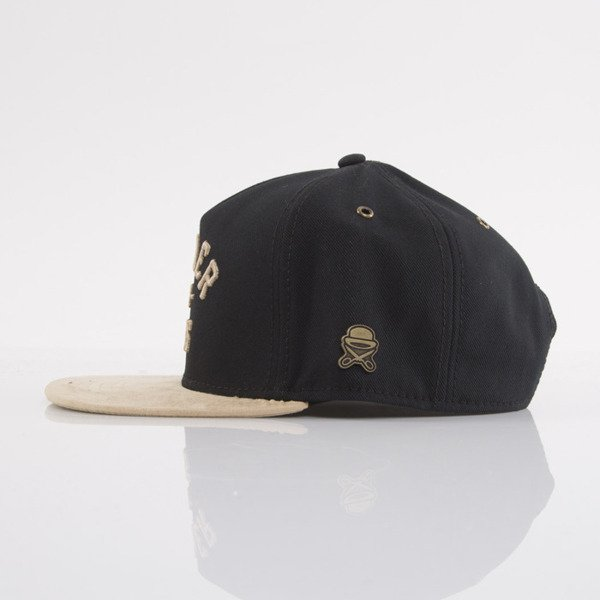 Cayler & Sons cap snapback Tradition black / gold (CL-CAY-AW15-05-OS)