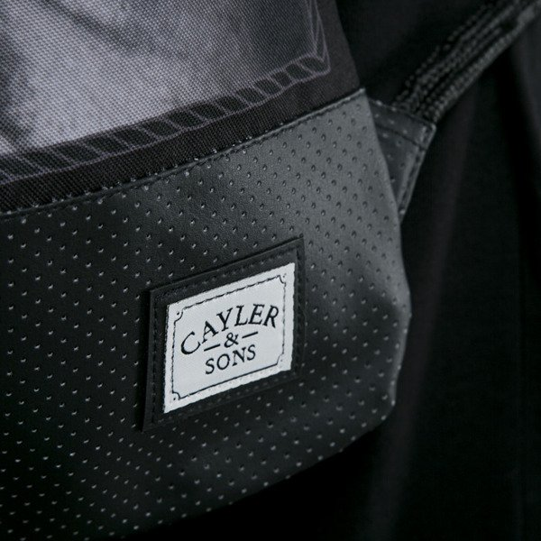 Cayler & Sons gym bag All Eyez OnMe black / white (WL-CAY-AW15-GB-02-OS)