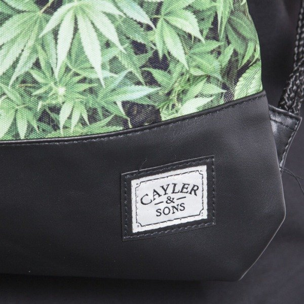 Cayler & Sons gym bag CAY-AW14-GB-01-02-OS