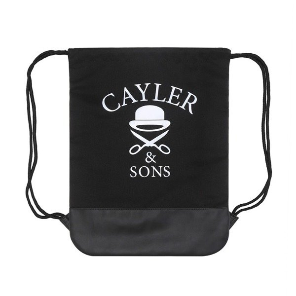 Cayler & Sons gym bag  Defend Brooklyn woodland / black / white (WL-CAY-HD15-GB-06)