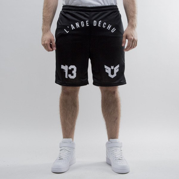 Cayler & Sons shorts Big Leafs Mesh Shorts black / white (CAY-SS15-AP-64-01)
