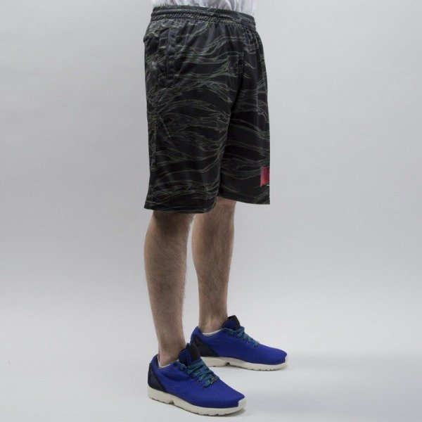 Cayler & Sons shorts Weezy Mesh Shorts tiger camo (CAY-SS15-AP-63-01)