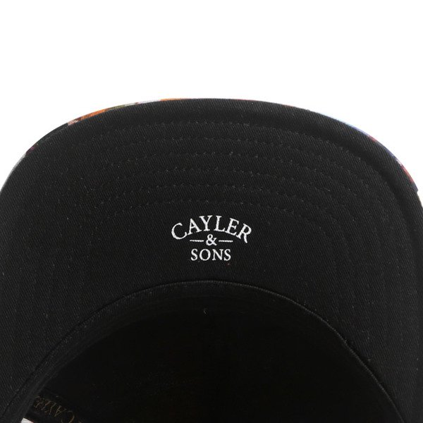 Cayler & Sons snapback Dehner Cap mc / gold GLD-CAY-AW16-04