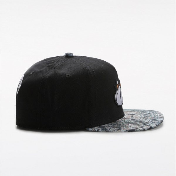 Cayler & Sons snapback Kush Classic Cap black / green kush CLASSIC-CAY-AW-16-06