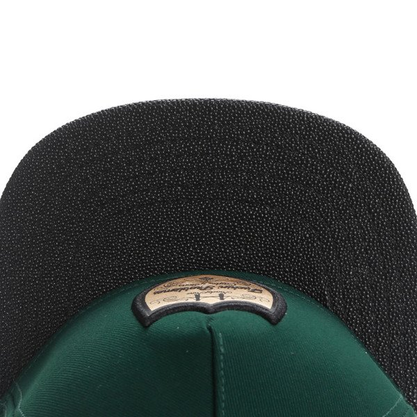 Cayler & Sons snapback Probleme Cap olive/black/gold/cork WL-CAY-AW16-39