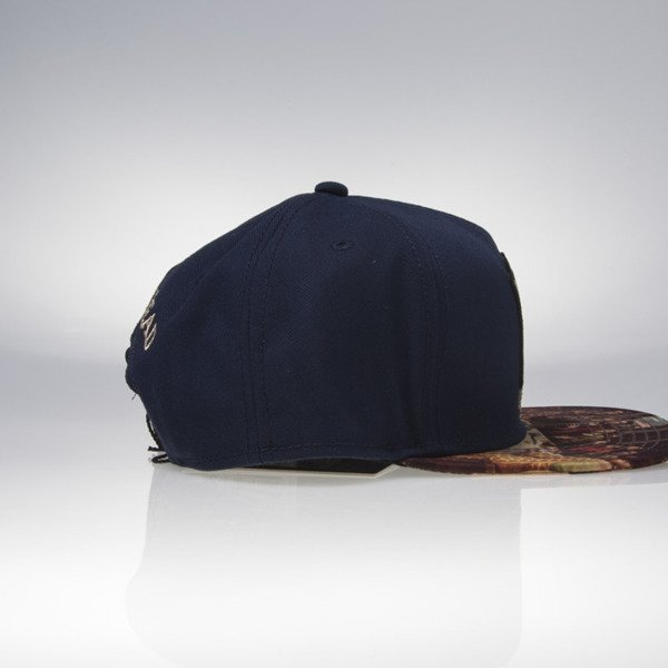 Cayler & Sons snapback WL Break Bread Classic Cap navy / gold