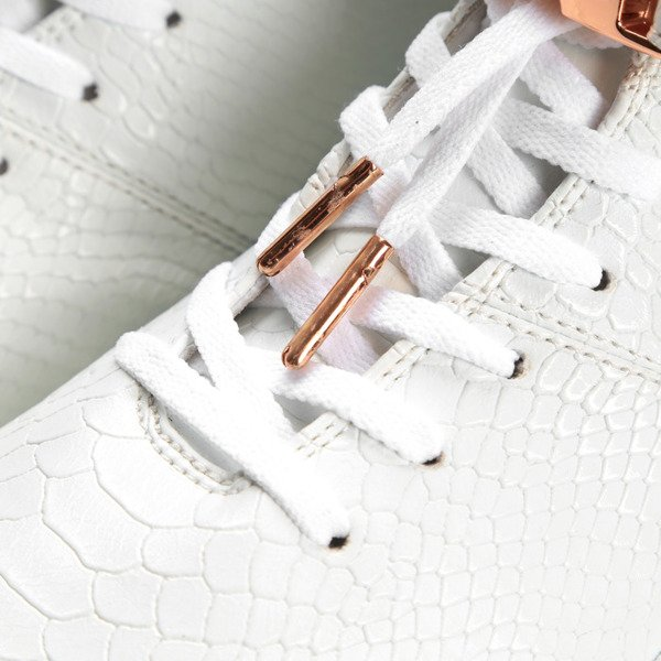Cayler&Sons sneakers Hamachi white python/rose gold