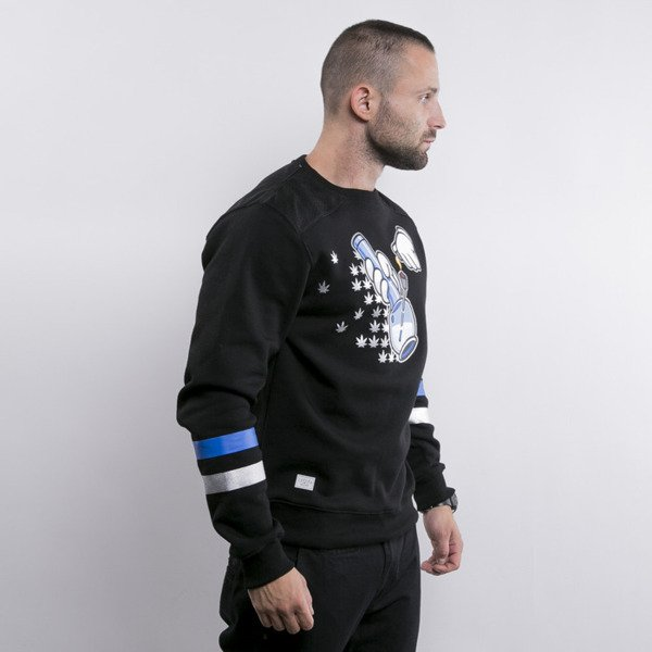 Cayler & Sons sweatshirt Bubbles Crewneck black / mc (GL-CAY-AW15-AP-13)
