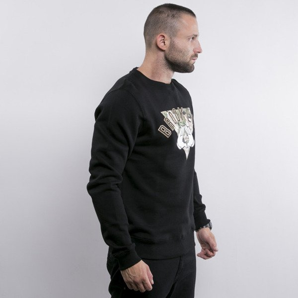 Cayler & Sons sweatshirt Hello Brooklyn Crewneck black / mc (WL-CAY-AW15-AP-14)