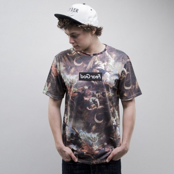 Cayler & Sons t-shirt Fear God (CAY-SS15-AP-25-01)
