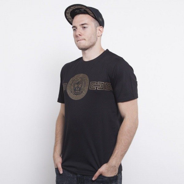 Cayler & Sons t-shirt  Goldie black / gold CAY-AW14-AP-23-01