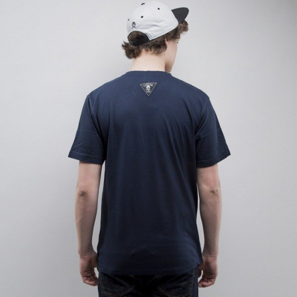 Cayler & Sons t-shirt Super Haze navy / white (CAY-SS15-AP-33-01)