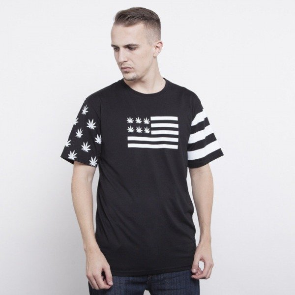 Cayler & Sons t-shirt  V$A black / white  CAY-AW14-AP-11-01