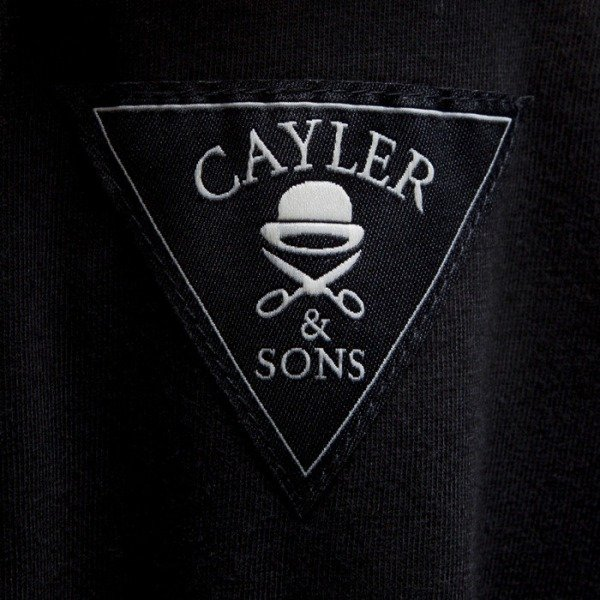 Cayler & Sons tank top Raise Up black / white (CAY-SS15-AP-47-01)