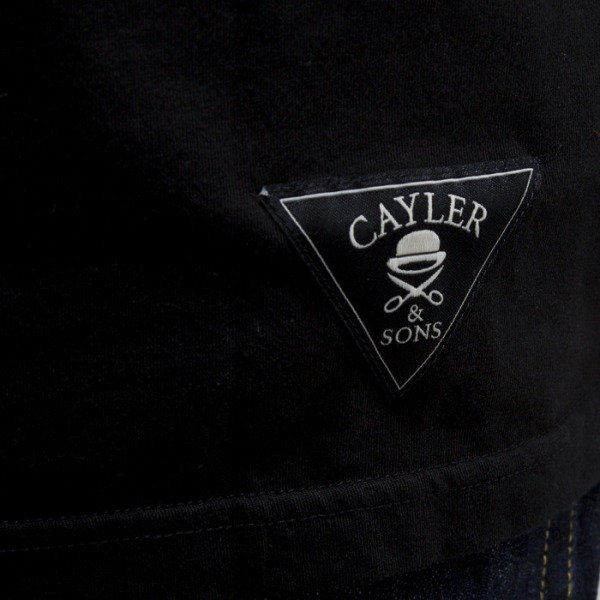 Cayler & Sons tank top Still No.1 black / white (CAY-SS15-AP-42-01)