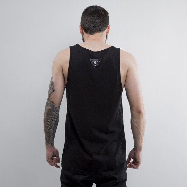 Cayler & Sons tank top Vibe black / green / white (CAY-SU15-AP-14)