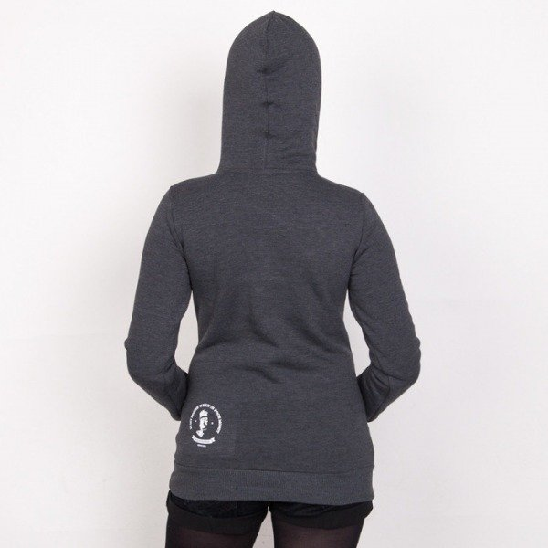 Chrum hoody Foch! Dark Heather Grey