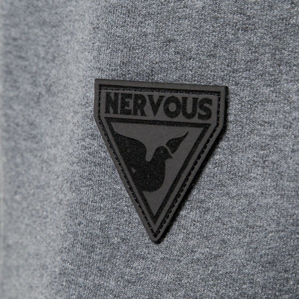 Crewneck Nervous Crew Sp16 Frame grey
