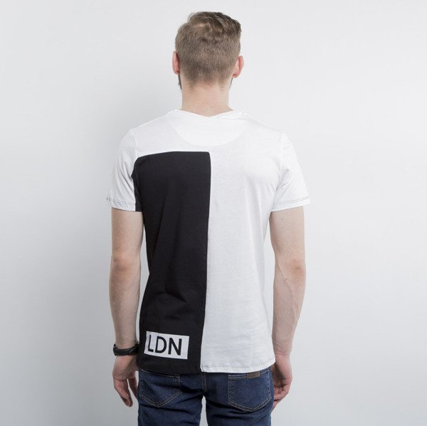 Criminal Damage t-shirt Block black / white