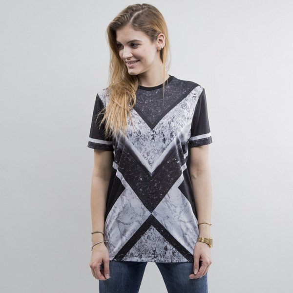 Criminal Damage t-shirt WMNS Koba black / multi