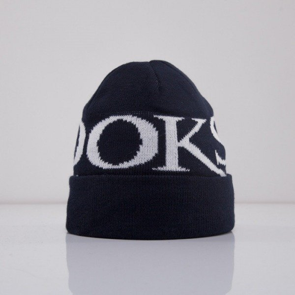Crooks and Castle winter cap Serif Crooks navy